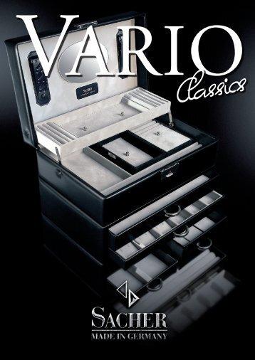 SACHER | VARIO classics - Das Original
