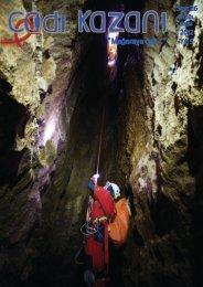 Sayı 26 Mağaraya dair 2012 Yıl 5