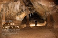 Küre'nin Mağaraları