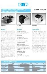 Datenblatt D 008 007 - KNF Neuberger
