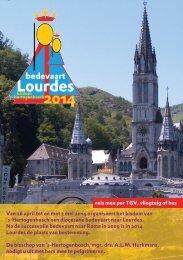 bedevaart naar Lourdes - RK Activiteiten