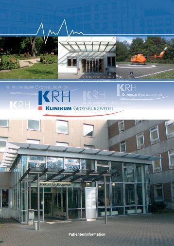 B - Klinikum Region Hannover GmbH