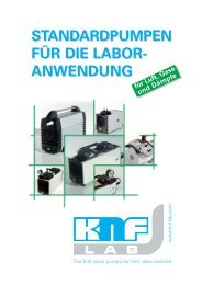 anwendung - KNF Neuberger