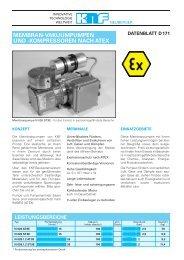membran-vakuumpumpen und -kompressoren ... - KNF Neuberger