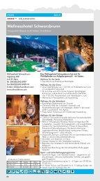 Wellnesshotel Schwarzbrunn - Silberregion Karwendel