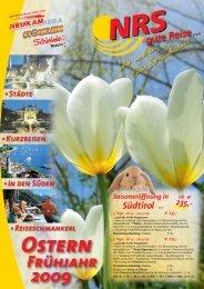 Ostern exklusiv Friedrichshafen am Bodensee - NRS gute Reise