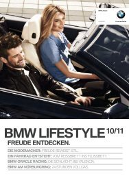 BMW LIFESTYLE 10/11 - Kohl