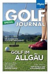 GOLF IM - Ferienregion Allgäu