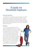 A Guide ƒor Household Employers - Page 3