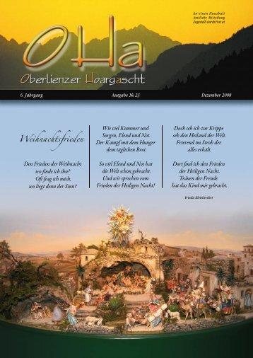 """Frohe Weihnachten und einen """"guten Rutsch"""" ins neuen Jahr!"""
