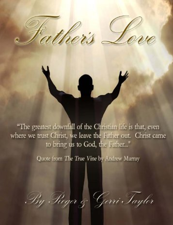 Father's Love - Places In The Father's Heart
