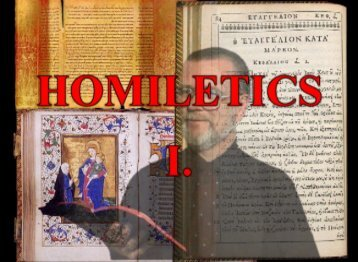 Introduction to Homiletics - Salt Lake Bible College