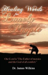 Healing Words for Lonely People - Salt Lake Bible College