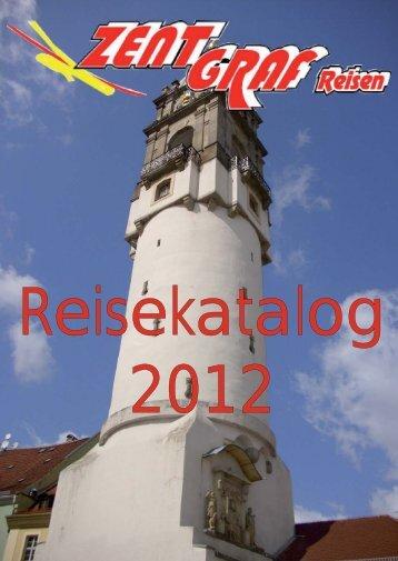 Katalog 2012 08.11 - Zentgraf.Reisen