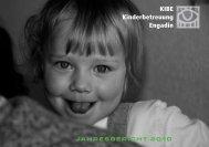 bericht der kinderkrippe randulina - bei der KIBE