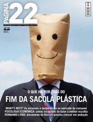 FIM DA SACOLA PLÁSTICA