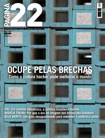 OCUPE PELAS BRECHAS