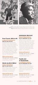 Schedule - Waterloo Museum of Art - Page 7