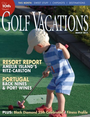 GOLF VACATIONS GOLF VACATIONS