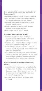 LendIng PrIncIPLes FOr LArger BUsInesses - Page 5