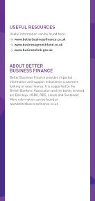 LendIng PrIncIPLes FOr LArger BUsInesses - Page 6