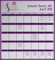 April 2011 Atlantic Beach NC