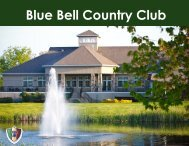 Blue Bell Country Club