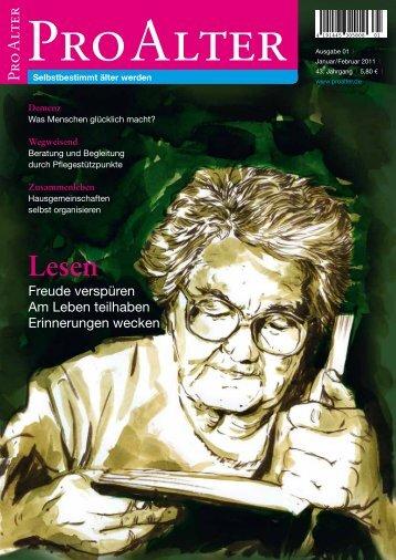 Lesen - Kuratorium Deutsche Altershilfe