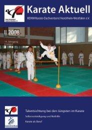 Winterserie Kumite für Mädchen und Frauen 2008 - KDNW