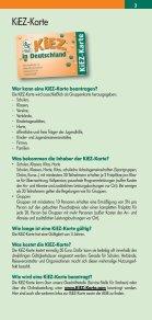 Ferienlager - KiEZ Sachsen eV - Seite 3