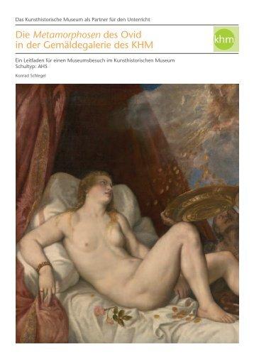 Metamorphosen - Kunsthistorisches Museum
