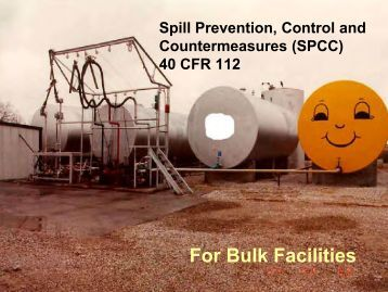 For Bulk Facilities
