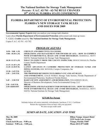 to print Registarion Form and agenda (pdf) - NISTM