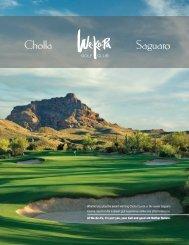 WKP Tournament Brochure_. - We-Ko-Pa Golf Club