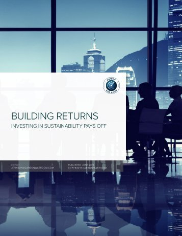BUILDING RETURNS