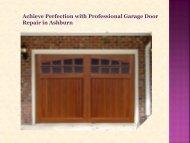 Garage Door Repair in Ashburn.pdf