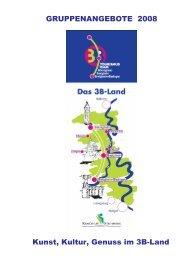 Land - 3B-Tourismus Team