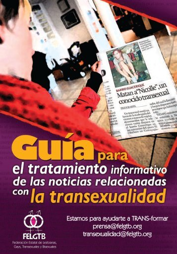 prensa@felgtb.org transexualidad@felgtb.org