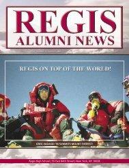 RAN - Summer 2005 08.indd - Regis High School