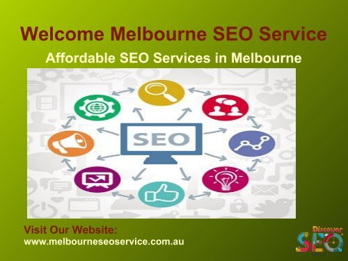 Expert SEO Services Melbourne | Google Local Marketing Melbourne