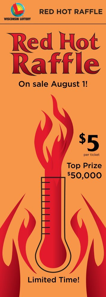 Red Hot Raffle - Wisconsin Lottery