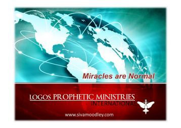 PROPHETIC MINISTRIES INTERNATIONAL