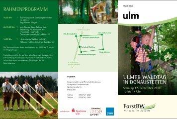 Ulmer Waldtag