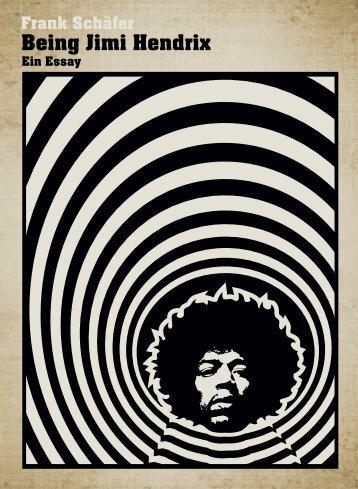 Leseprobe (pdf) Being Jimi Hendrix - Verlag Andreas Reiffer