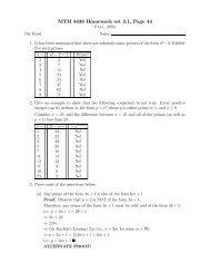 mth 4436 homework set 5.3