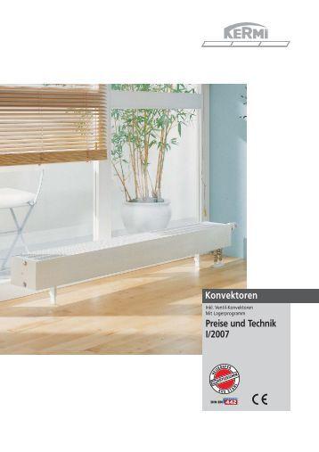 4 kermi ventilhistorie ar. Black Bedroom Furniture Sets. Home Design Ideas