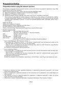 LAN Control Utility User Manual (for XL2550U/XL1550U) Contents - Page 2