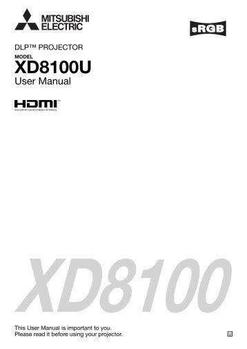 XD8100U