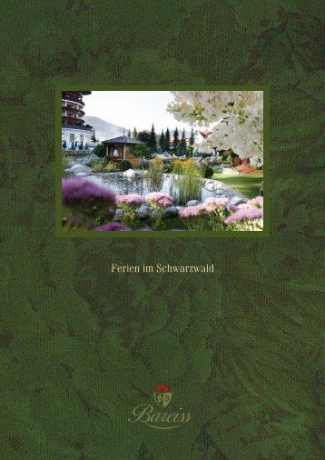 Download - Hotel Bareiss im Schwarzwald