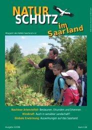 Das Magazin als PDF-Download - beim NABU im Saarland
